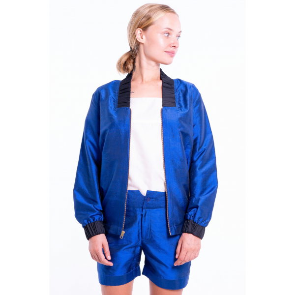 Silk Bombers Camille
