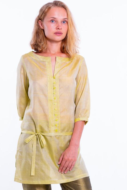 Silk Tunic Shanti