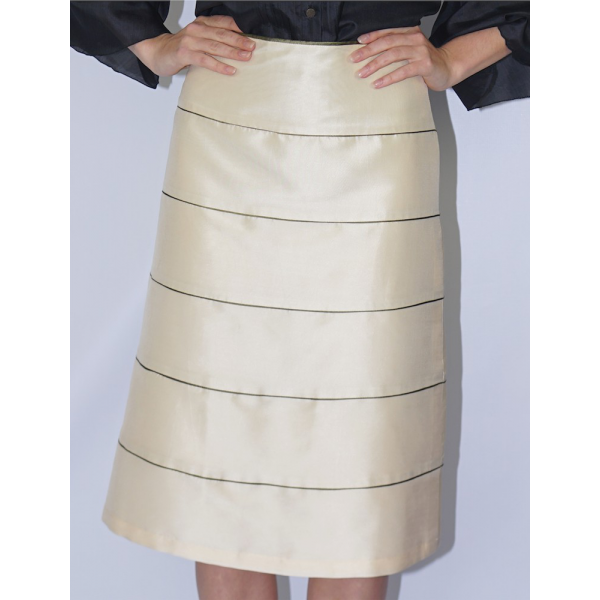 Anastasia silk skirt