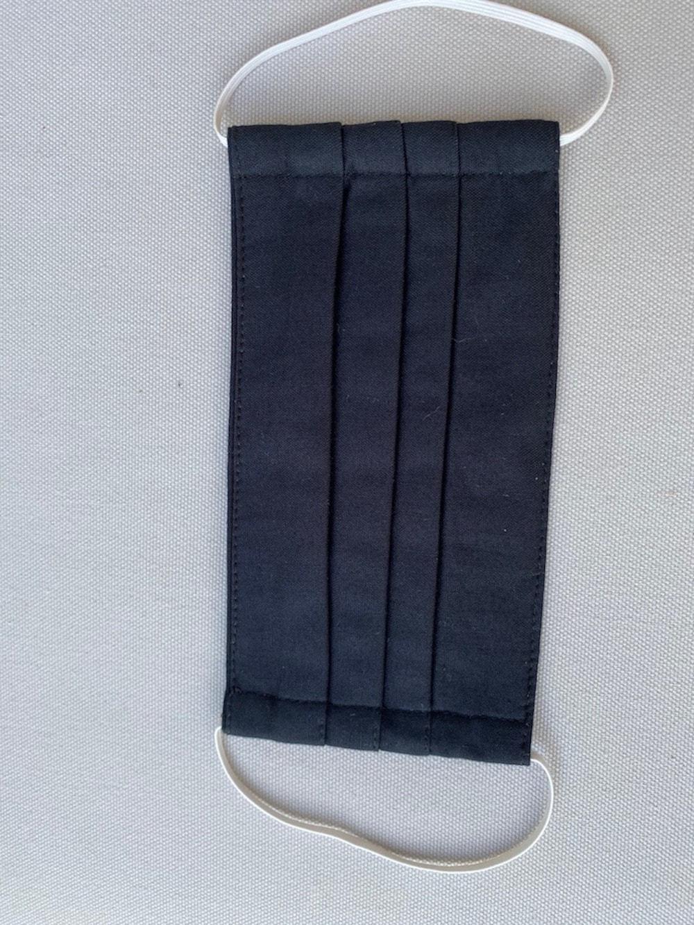 Masque Barrière Navy (lot de 5 masques)- Taille Adulte